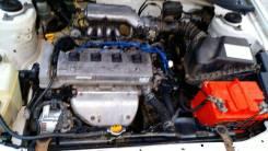 Двигатель в сборе тойота 7А
