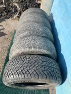 Dunlop Grandtrek PT1. летние, б/у, износ 80%
