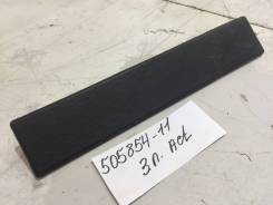 Накладка порога задняя левая [7756034000] для SsangYong Actyon II [арт. 505854-11]