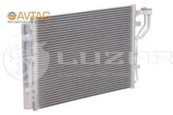 Радиатор кондиц. с ресивером для а/м Kia Venga (10-) 1.4i/1.6i (LRAC 0818) Luzar LRAC0818