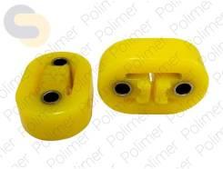 Подушка крепления кронштейна глушителя универсальная расстояния между отверстиями 36 мм [00-12-005] 0012005