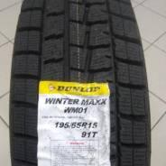 Dunlop Winter Maxx WM01, 195/65 R15 91T
