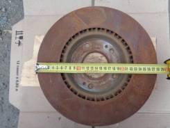 Kia Cerato диск тормозной передний 280 мм б/у