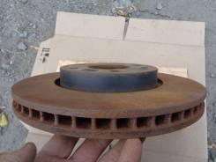 Kia Cerato диск тормозной передний 280 мм б/у 517121M000