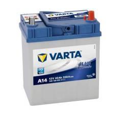 Varta. 45А.ч., Прямая (правое), производство Европа. Под заказ