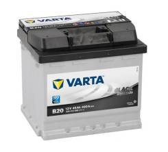Varta Black Dynamic. 45А.ч., Прямая (правое), производство Европа. Под заказ