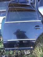 Дверь боковая Volkswagen Passat 2002 [3B9833051AC] 3B6 AMX, задняя лев