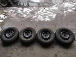 Продам комплект зимних колёс 175/70 R14