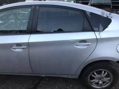 Дверь боковая задняя левая Toyota Prius