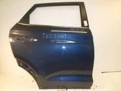 Дверь задняя правая для Hyundai Tucson 2015>