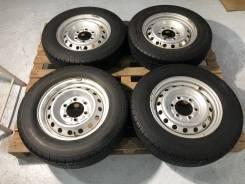 195/70 R15 LT Bridgestone RD-613 Steel + Штамповка 6*139,7 №2 (Japan)