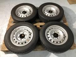 195/70 R15 LT Bridgestone RD-613 Steel + Штамповка 6*139,7 №3 (Japan)