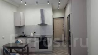 1-комнатная, улица Леонова 70. Эгершельд, агентство, 25,2кв.м. Кухня