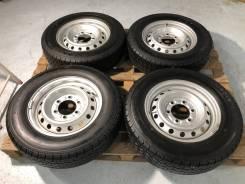 195/70 R15 LT Bridgestone RD-613 Steel + Штамповка 6*139,7 №4 (Japan)