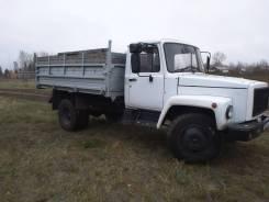 ГАЗ 3507-01. Продам самосвал, 4 250куб. см., 4 400кг., 4x2
