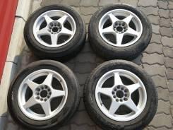 Комплект летних колес 5х100-5х114.3, 195/65/15 Cordiant Sport
