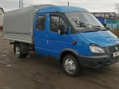 ГАЗ 3302. Тентованный инжекторный грузовик фермер, 2 900куб. см., 1 500кг., 4x2
