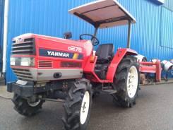 Yanmar. Мини-трактор D278 +фреза 1,6м., 28,00л.с.