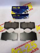 Колодки тормозные дисковые Hi-Q SP2033 [PF-1482]