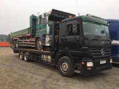 Mercedes-Benz Actros. Продаётся эвакуатор площадка Mercedes Benz, 14 618куб. см., 20 000кг., 6x4