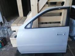 Дверь левая передняя Toyota Cresta JZX90, 1JZ-GE