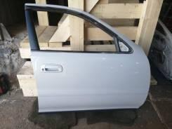 Дверь правая передняя Toyota Cresta JZX90, 1JZ-GE