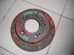 Диск тормозной Hyundai Sonata YF задний 584113S000