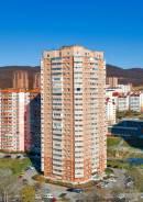 3-комнатная, улица Адмирала Горшкова 22. Снеговая падь, агентство, 63,6кв.м. Дом снаружи