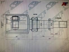 Шрус внутренний RH Nissan Qashqai J10E /X-Trail T31 /Dualisuzu J10