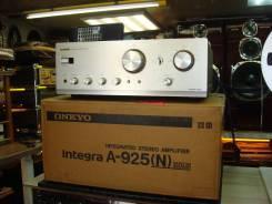 Усилитель Onkyo integra a-925(N) GOLD, есть видео