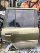 Дверь боковая задняя правая Nissan Patrol 1999г