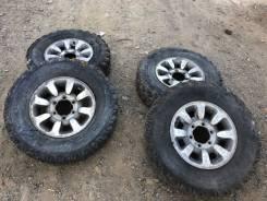 Комплект колес R15+ грязевая резина