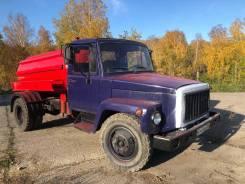 ГАЗ 3307. Ассенизатор газ 3307, 4 750куб. см.