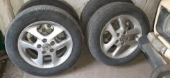 Продам колеса в сборе 205/60R16 , 6.0x16, PCD 5x114.3, ET45