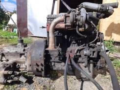 Продам двигатель Д 245.9 вместе с коробкой