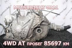 АКПП Mitsubishi 4B11 Контрактная | Установка, Гарантия