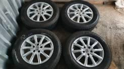 17552 колеса от фирмы Nissan 17x7 ET45 5х114.3 цо 66.1