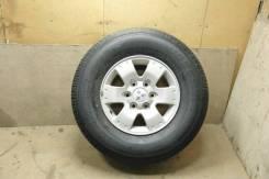 Оригинальное запасное колесо Pajero 3 рестайлинг (2я мод)