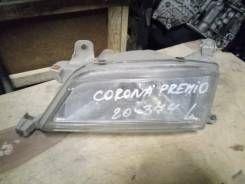 Фара левая toyota corona premio at211 20-374