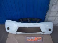 Бампер передний Nissan Terrano 3 D10 с 2014г