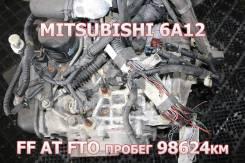 АКПП Mitsubishi 6A12 Контрактная | Установка, Гарантия
