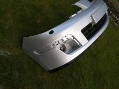 Бампер передний Nissan Tiida.