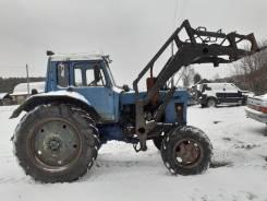 МТЗ 82. Продам трактор МТЗ-82Л, 75 л.с.