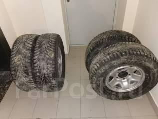 "Комплект колёс шипы тлк 105. x16"" 5x150.00"