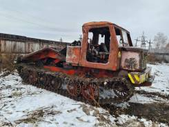 АТЗ ТТ-4. Трелевочный трактор тт4
