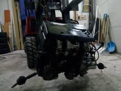 Двигатель в сборе с коробкой ВАЗ 2112