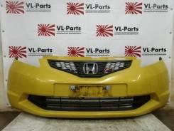 Бампер передний на Honda FIT GE7 L13A в Красноярске
