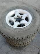 Колеса в сборе на литье с резиной R15 Toyo Winter Tranpath SU-4