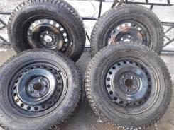 Продам зимние шипованные колеса 215/60-16 Tringel на штампах 114,3х5