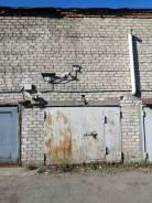 Гаражи капитальные. улица Тухачевского 66, р-н БАМ, 27,5кв.м., электричество, подвал. Вид снаружи